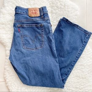 Levi's 550 Relaxed Bootcut Jeans 14S MIS